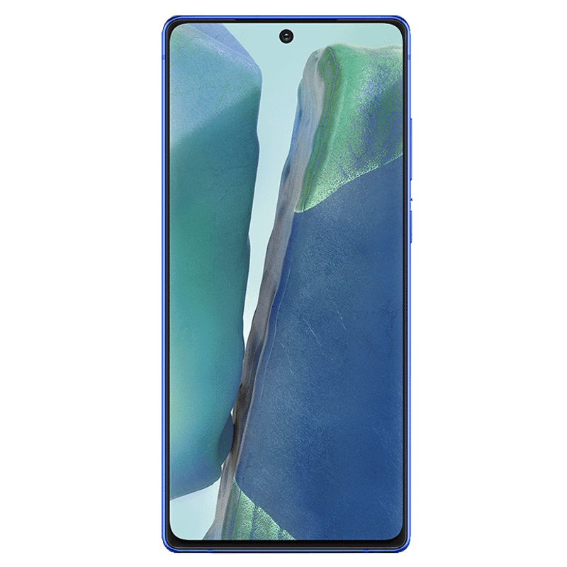 Samsung Galaxy Note20 (256GB ROM, 8GB RAM, SM-N980FZBGINS, Mystic Blue)_1
