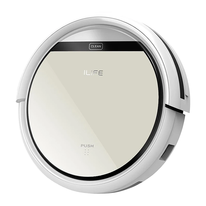 ILIFE V50 Robot Vacuum Cleaner with Dry Mopping (DW-GIEL-WE9Q, Light Gold)_1