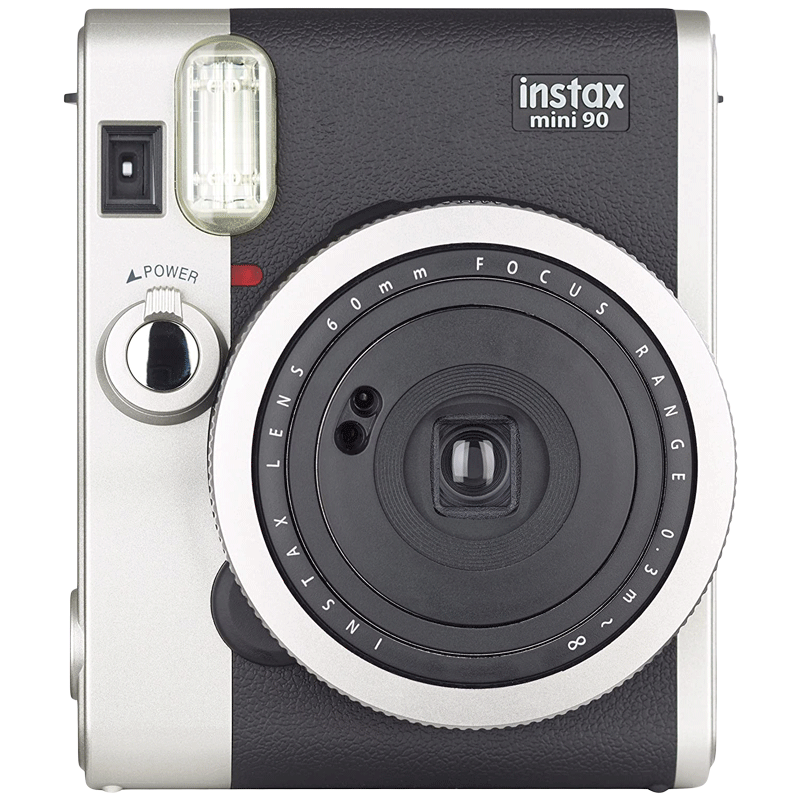 Fujifilm Instax Mini 90 Instant Camera (Double Exposure Mode, Neo Classic)_1