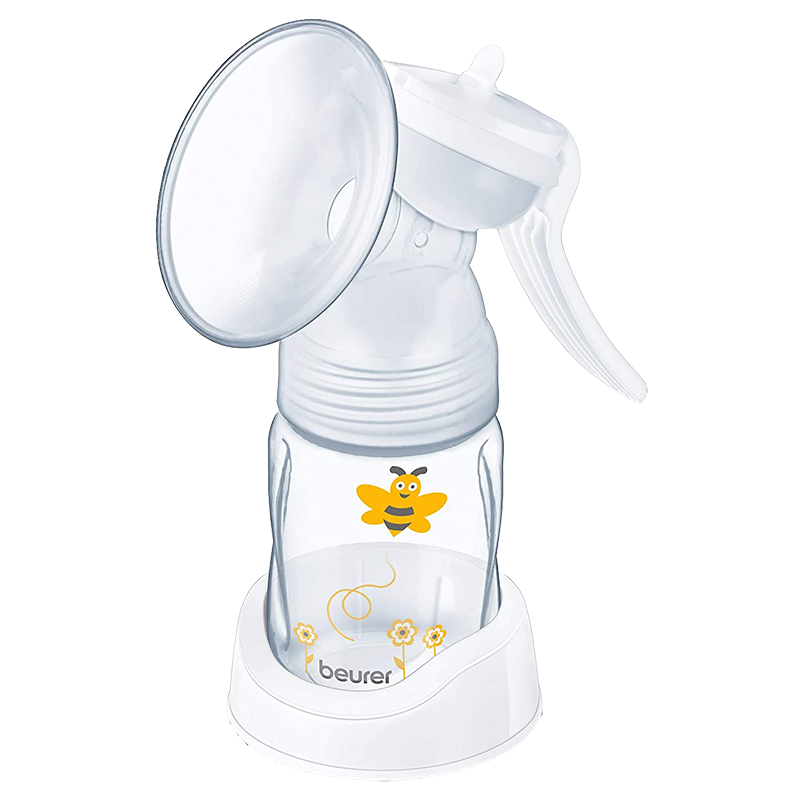Beurer Breast Pump (Anti-Colic System, BY 15, White)_1