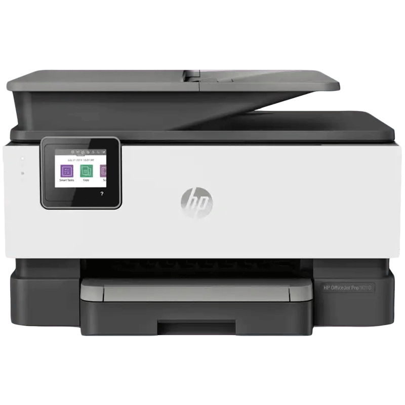 HP Officejet Pro 9010 Wireless Color All-in-One Inkjet Printer (Automatic Document Feeder, 3UK97D, White)_1