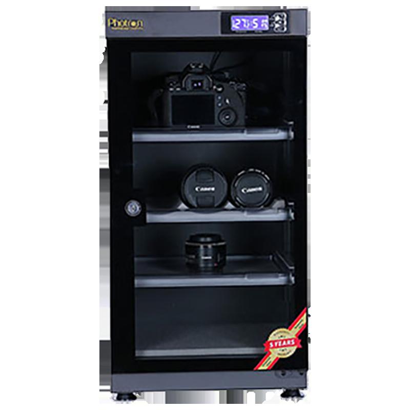 Photron Dry Cabinet For DSLR Cameras & Lens (5 Watts Power, PH-ED-60, Black)_1