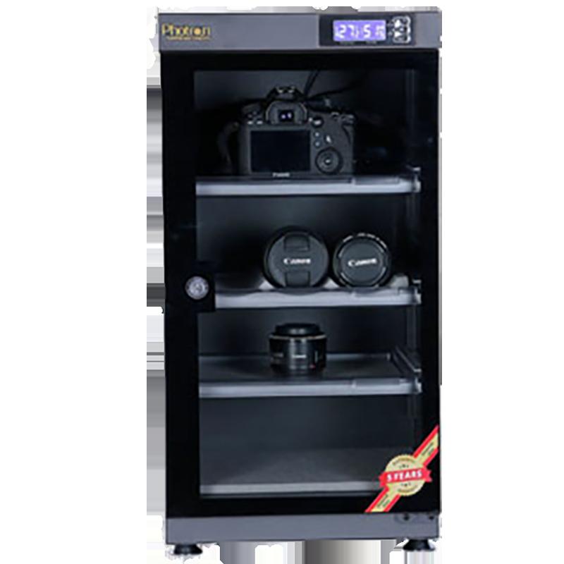 Photron Dry Cabinet For DSLR Cameras & Lens (5 Watts Power, PH-ED-80, Black)_1