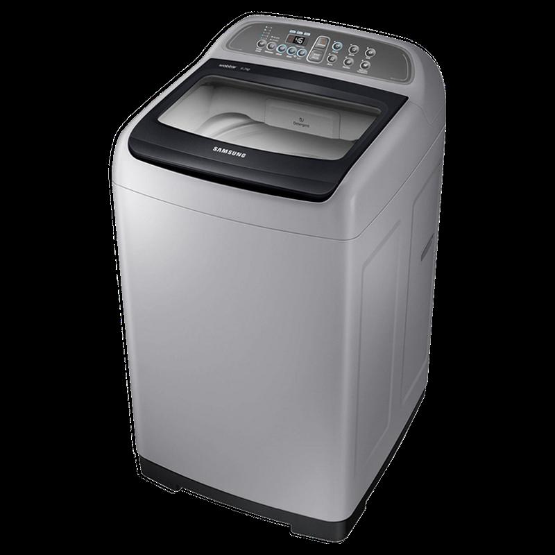 Samsung 6.2 kg Fully Automatic Top Loading Washing Machine (WA62M4200HA/TL, Silver) 6
