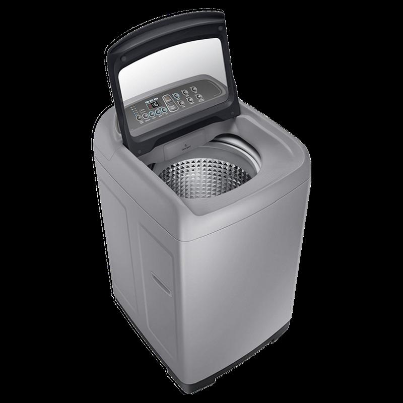 Samsung 6.2 kg Fully Automatic Top Loading Washing Machine (WA62M4200HA/TL, Silver) 4
