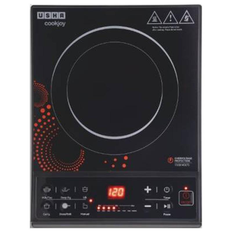 Usha IC3616 Induction Cooktop (Black)