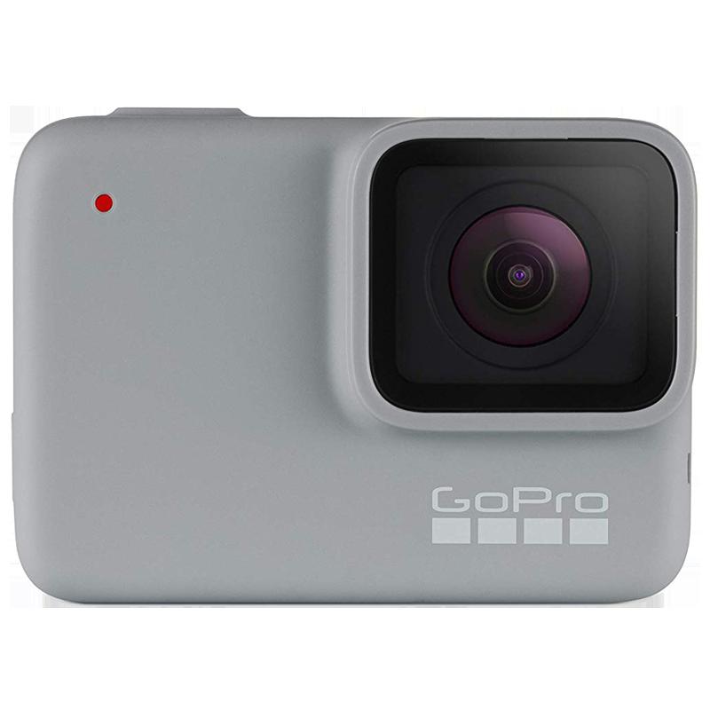 Go Pro Hero 7 10 MP Action Camera (CHDHC-601-RW, White)_1
