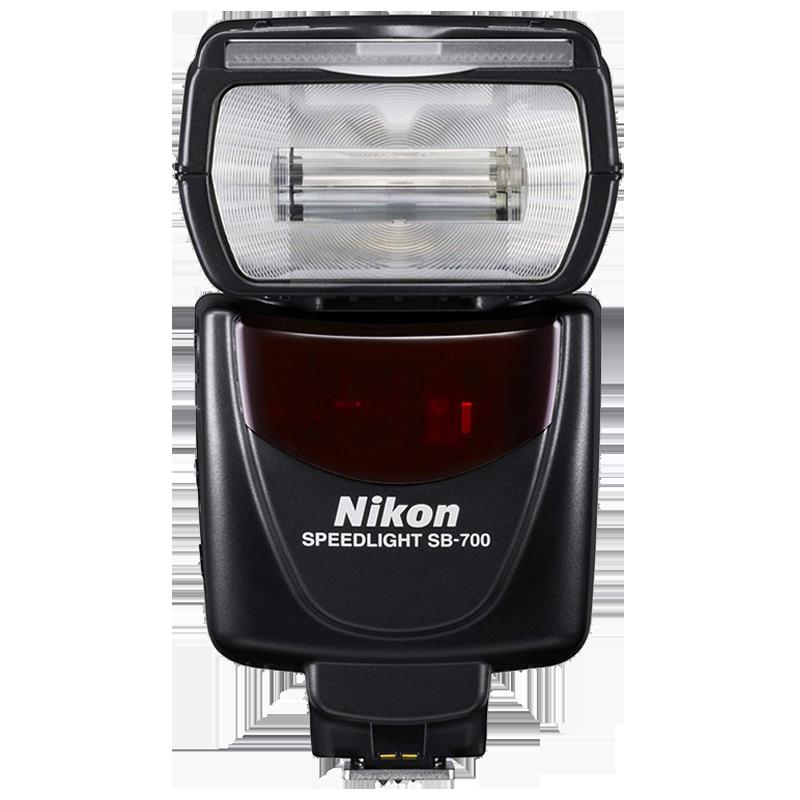 Nikon SB-700 AF Speedlight For DSLR Cameras (2.5 Seconds Recycle Time, FSA03901, Black)_1
