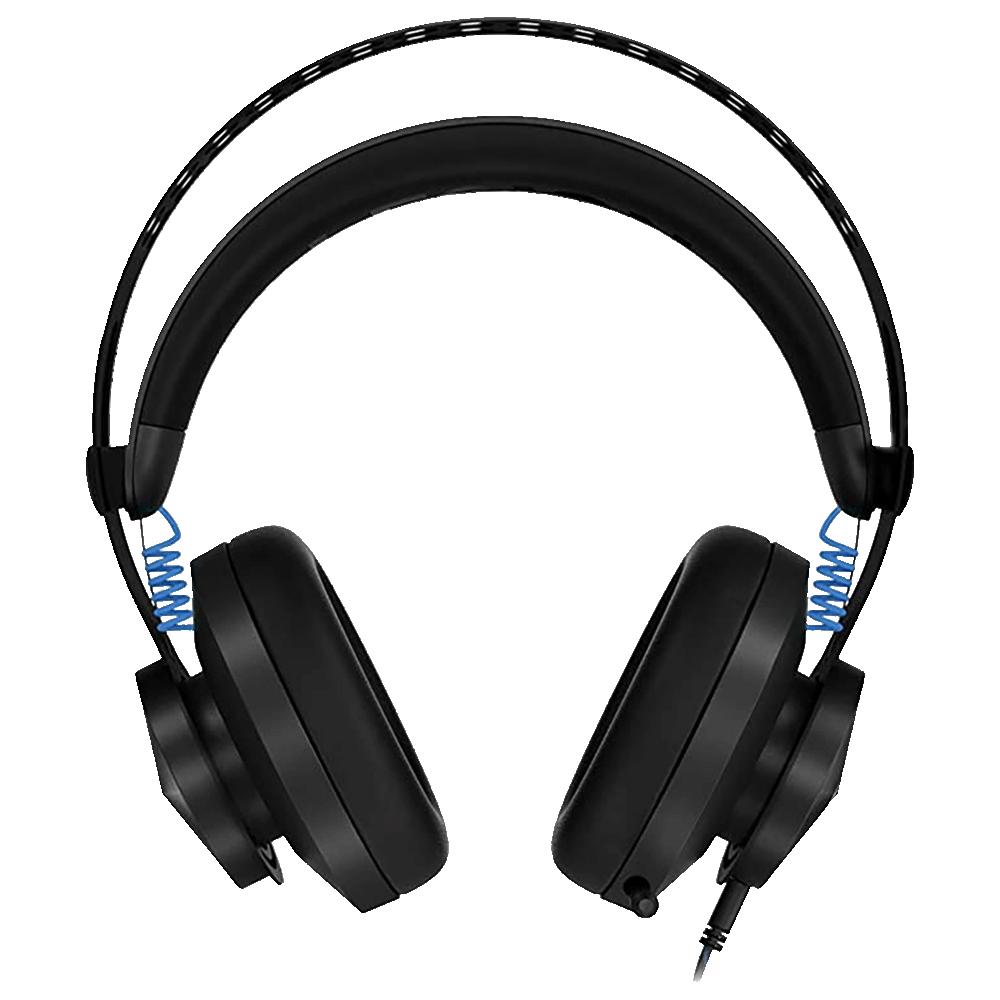 Lenovo Legion Over-Ear Wired Stereo Gaming Headset (H300, Black)_1