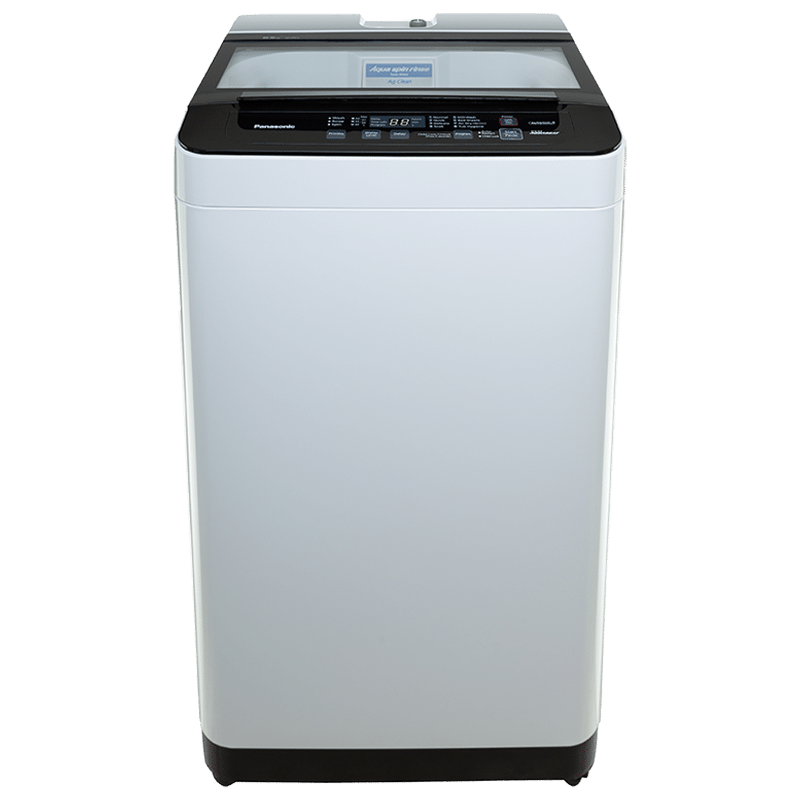 Panasonic 6.5 Kg 5 Star Fully Automatic Top Load Washing Machine (NA-F65L9HRB, White)_1