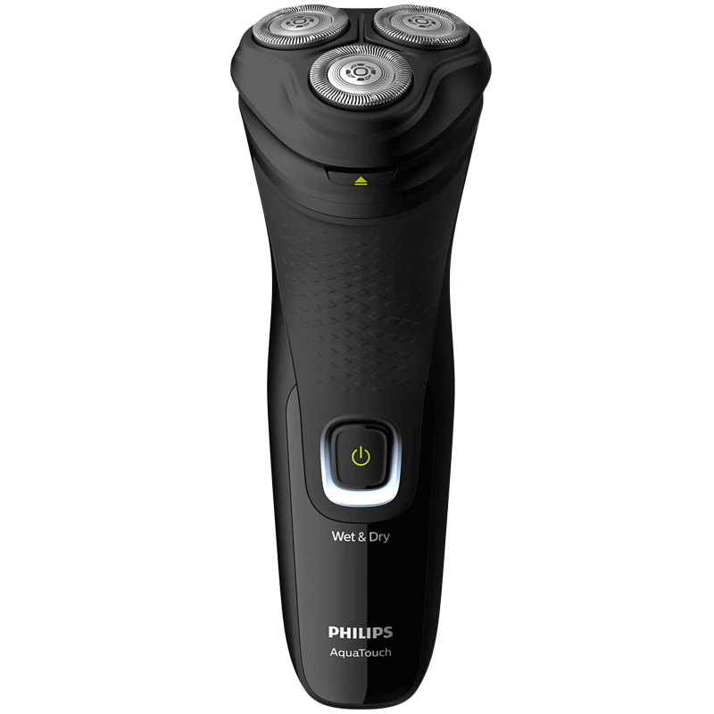 Philips Wet and Dry Electric Shaver (S1223/45, Black)