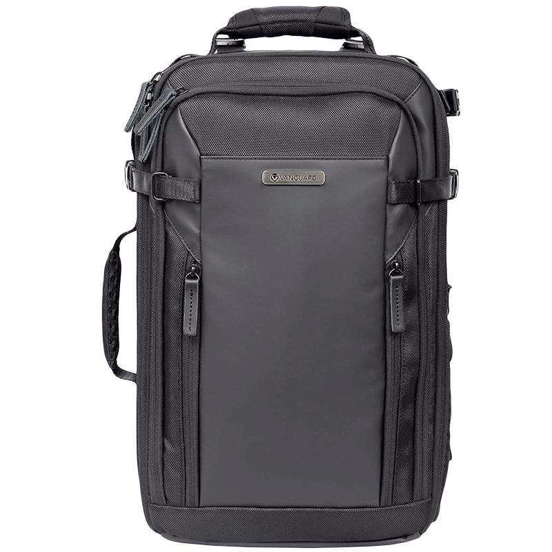 Vanguard Veo Select Polyester Camera Backpack for DSLR Camera (Well Organized, 47 BF, Black)_1