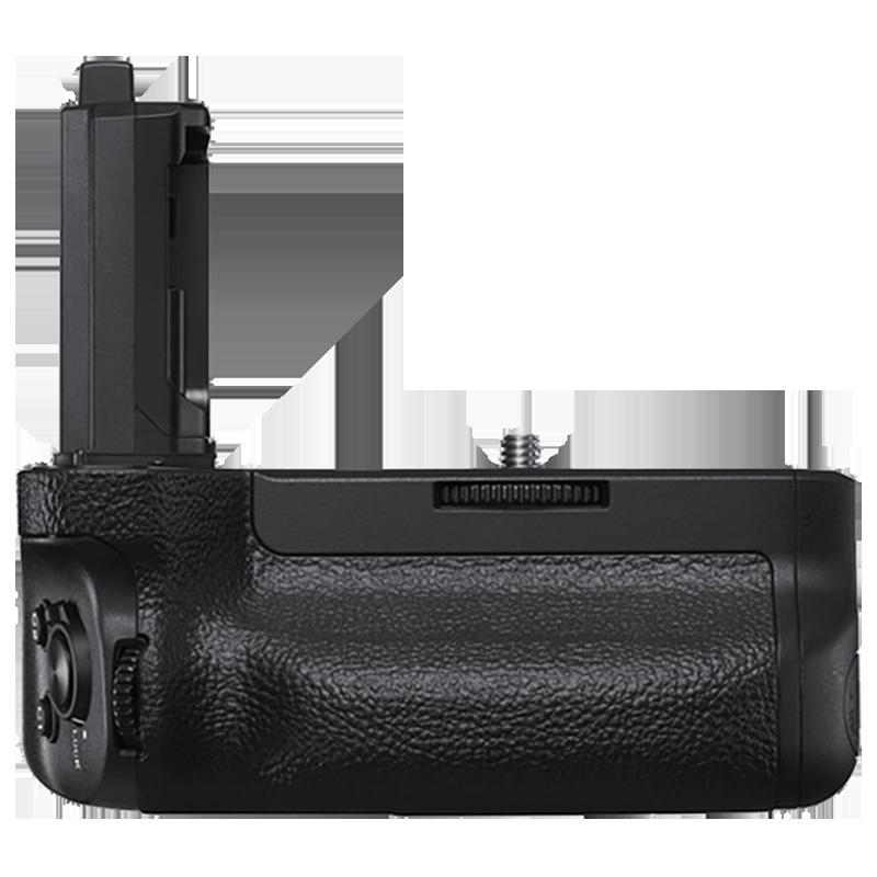 Sony Vertical Grip For Cameras (Magnesium Alloy Design, VG-C4EM//Q SYU, Black)_1