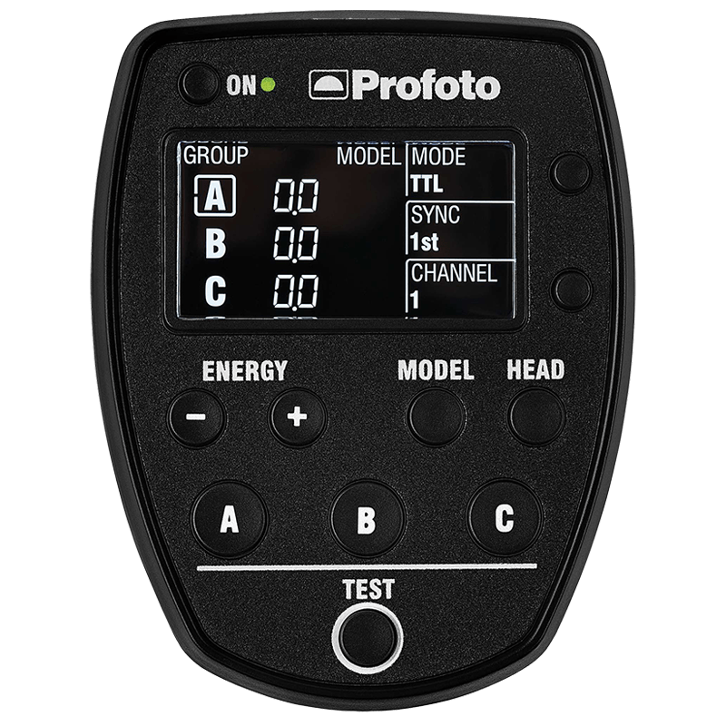 Profoto Air Remote TTL-C For Sony Cameras (8 Digital Channels, 901045, Black)_1