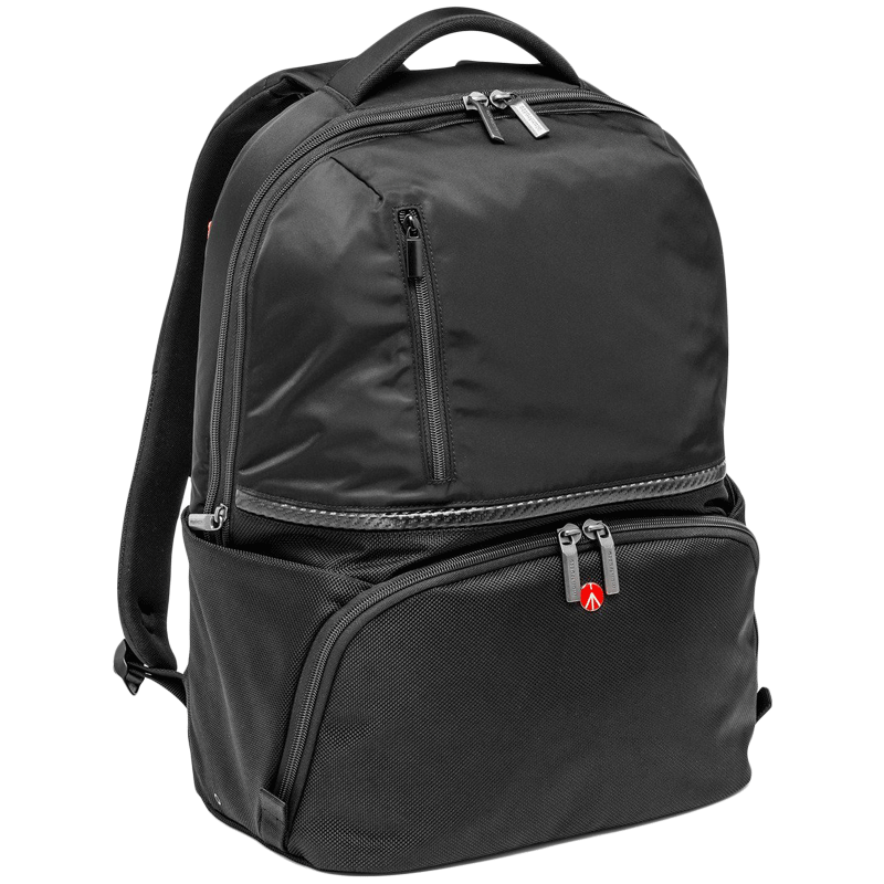 Manfrotto Active II Advanced Camera and Laptop Backpack (Interchangeable Dividers, MB MA-BP-A2, Black)_1