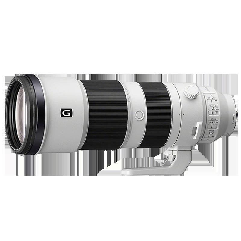 Sony FE 200 - 600 mm f/5.6 - f/6.3 G OSS Zoom Lens (Five ED Elements, SEL200600G, White)_1