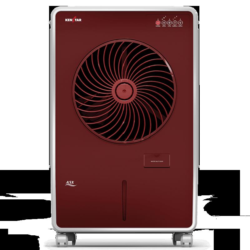 Kenstar A5X 50 Litres Desert Air Cooler (CL-KCJAFR1H-FFA, Red)_1