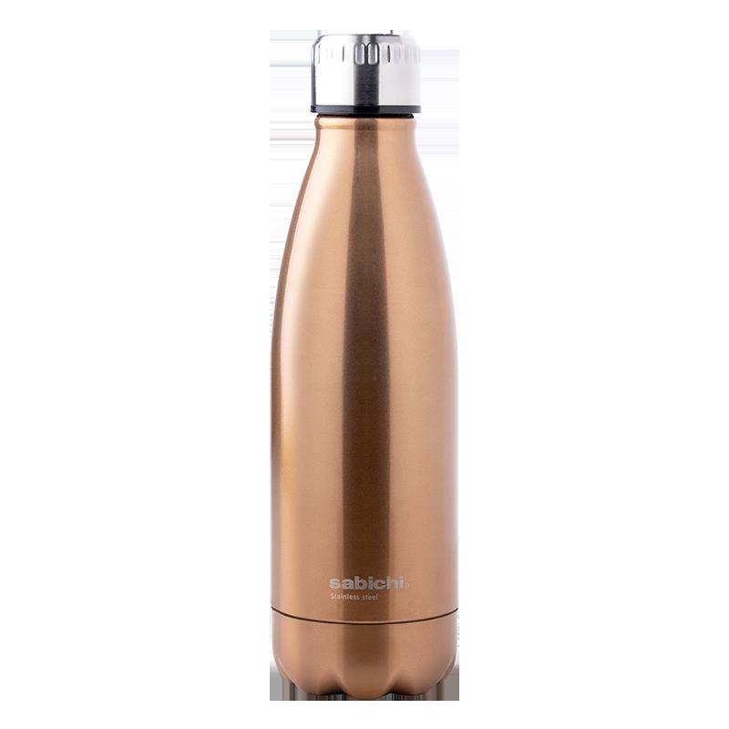 Sabichi Blush Drinks Bottle (0.5 litre, 193704, Orange)_1