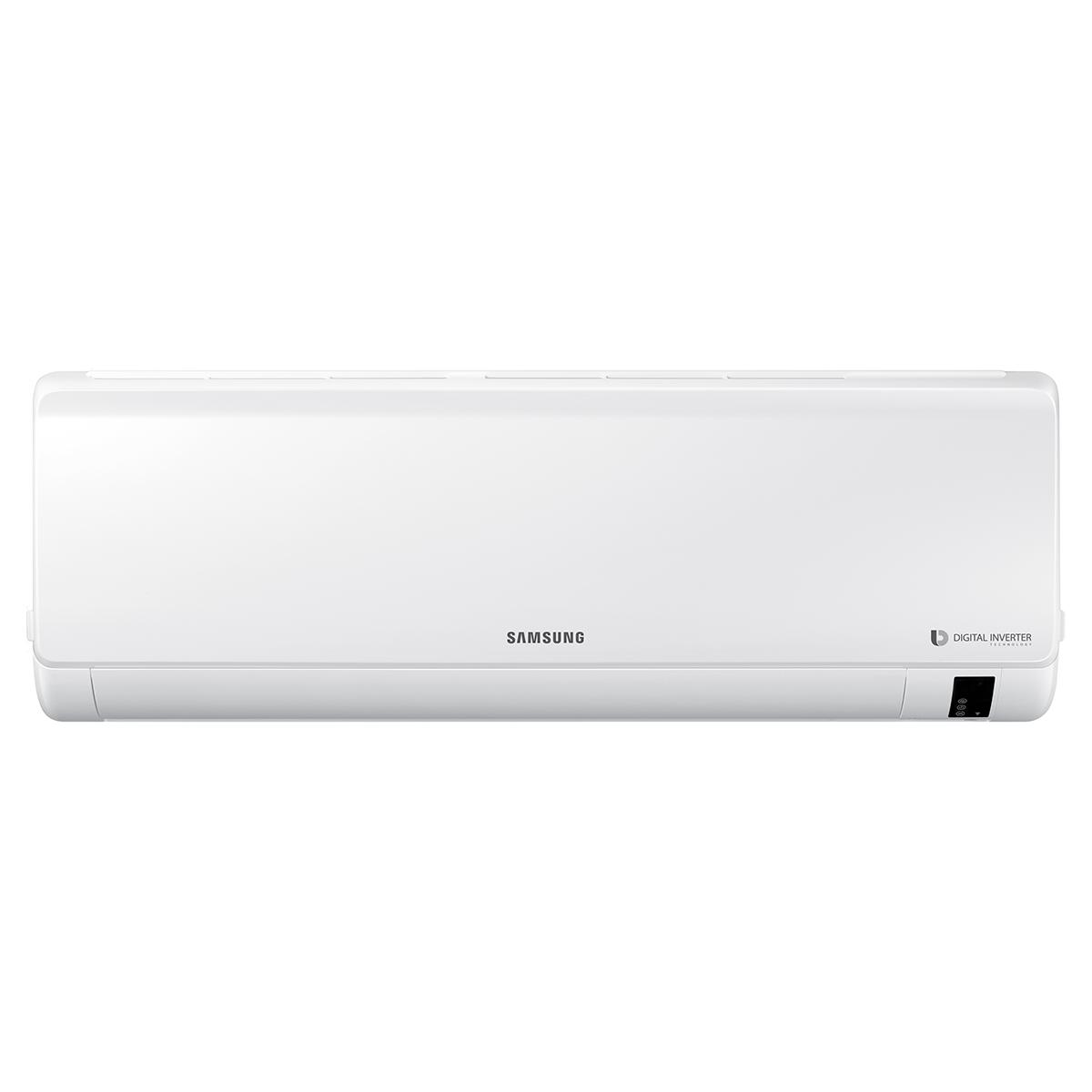 Samsung 1 Ton 3 Star Inverter Split AC (Copper Condenser, AR12TV3HFWK, White)_1