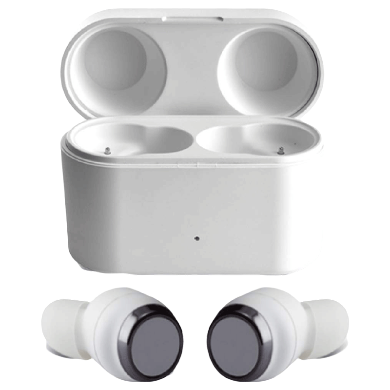 Blaupunkt In-Ear Bluetooth Earbuds with Mic (BTW-01, White)_1