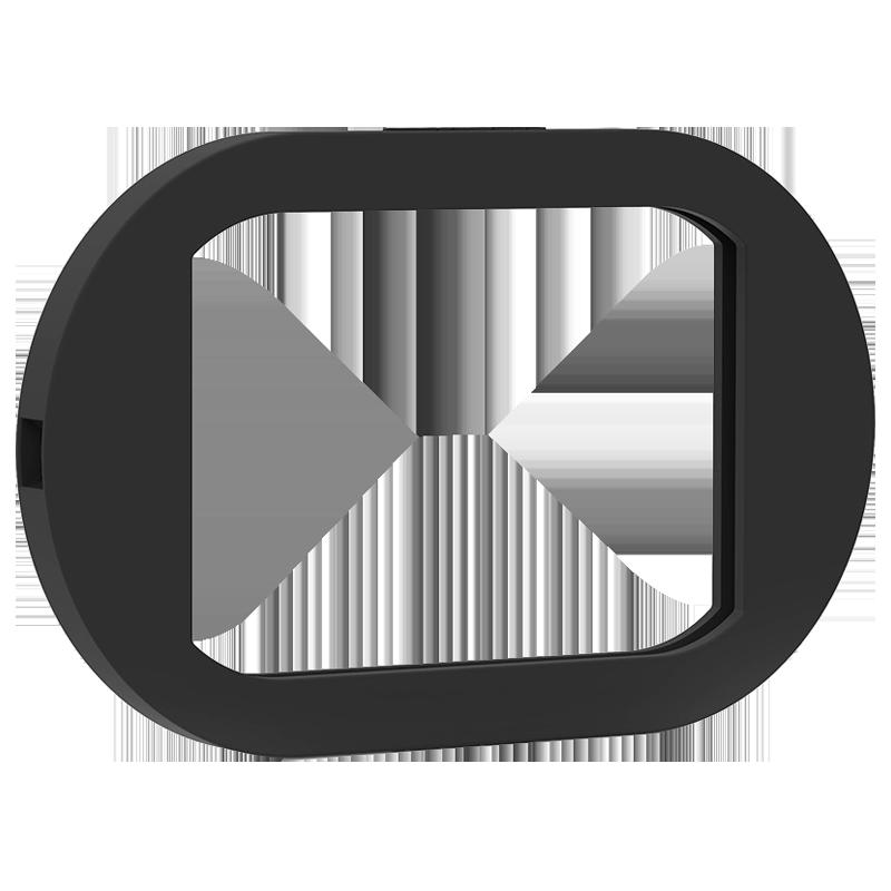 Magmod MagGel Holder For DSLR Cameras (Two Neodymium Rare-Earth Magnetic Attachment, MMGEL02, Black)_1