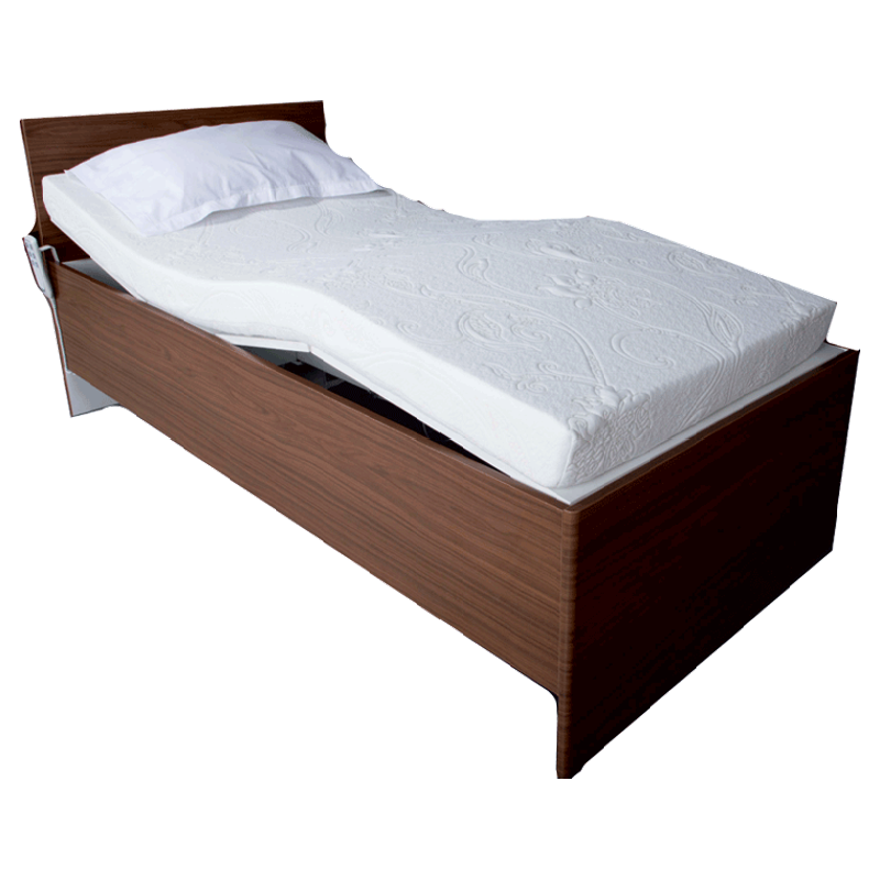 Zero G Electronic Bed (Delux, Brown)_1
