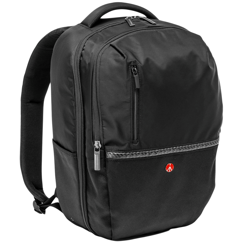 Manfrotto Gearpack L Advanced Camera and Laptop Backpack (Lightweight, MB MA-BP-GPL, Black)_1