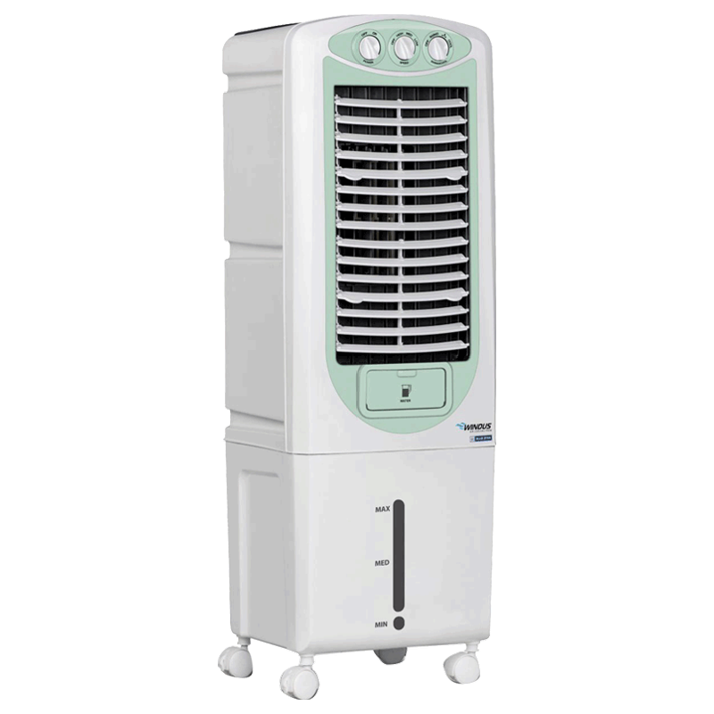 Blue Star Windus 25 Litres Personal Air Cooler (Thermal Overload Protection, PA25PMA, White)_1