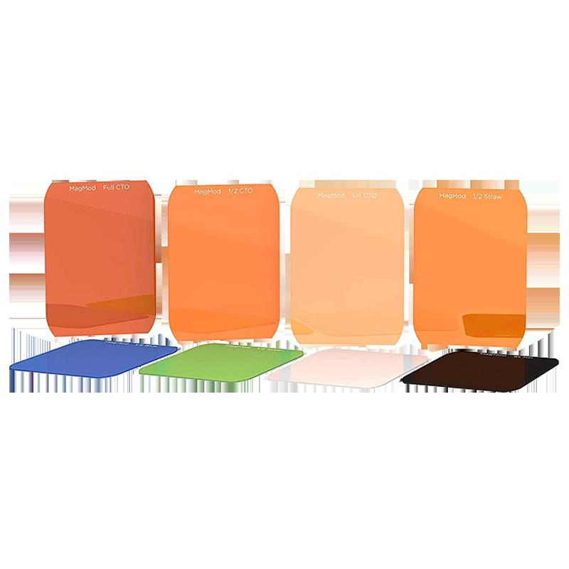Magmod Standard Gel Set For DSLR Cameras (Rigid and Durable Design, MMSTGEL02, Multicolor)_1