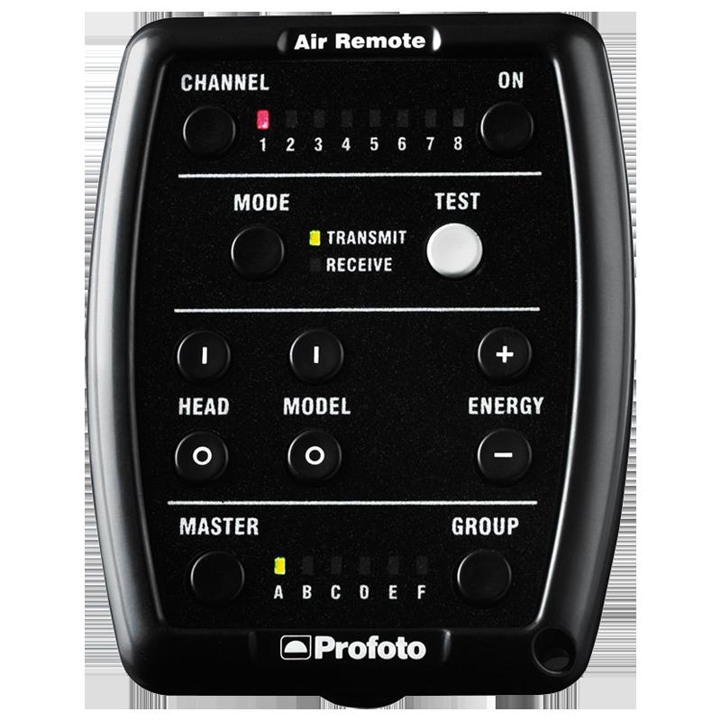 Profoto Air Remote Transceiver For Cameras (8 Digital Channels, 901031, Black)_1