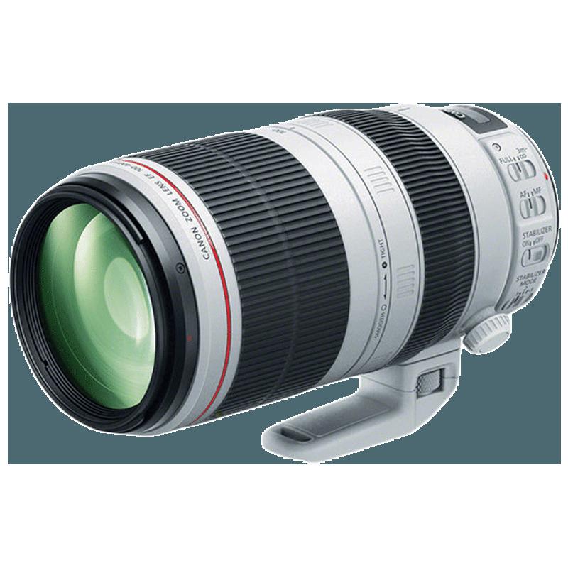 Canon Zoom Lens (EF 100-400 mm f/4.5-5.6L IS II USM, White)_1