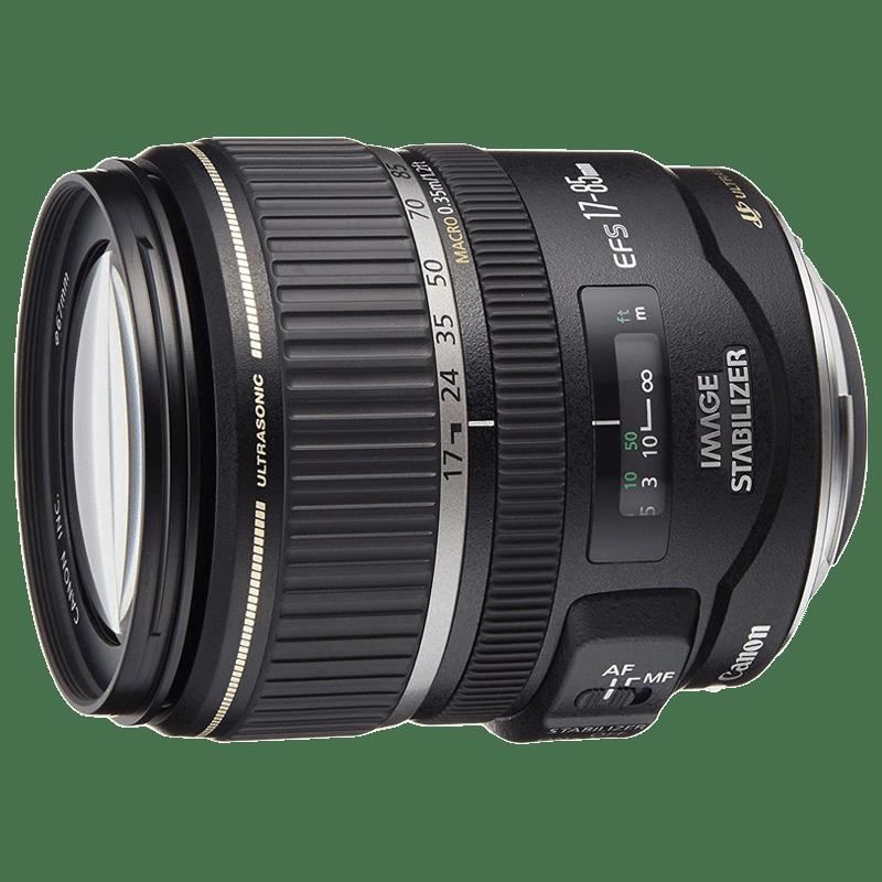 Canon Zoom Lens (EF-S 17-85 mm F/4-5.6 IS USM, Black)_1