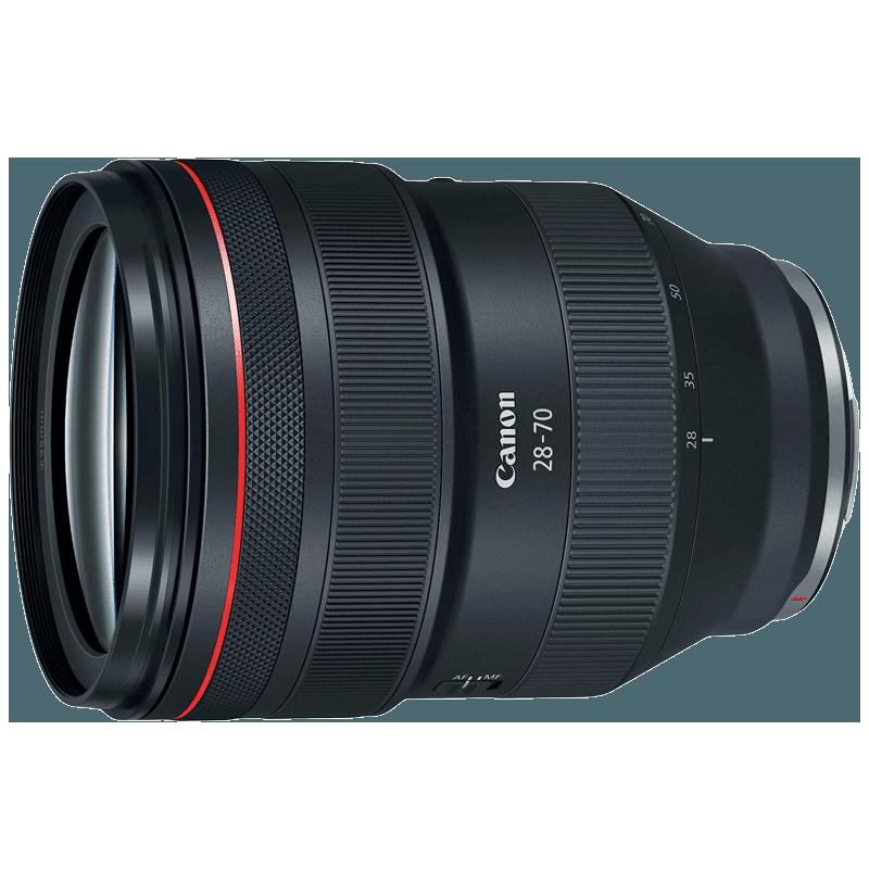 Canon Zoom Lens (RF 28-70 mm f/2L USM, Black)_1