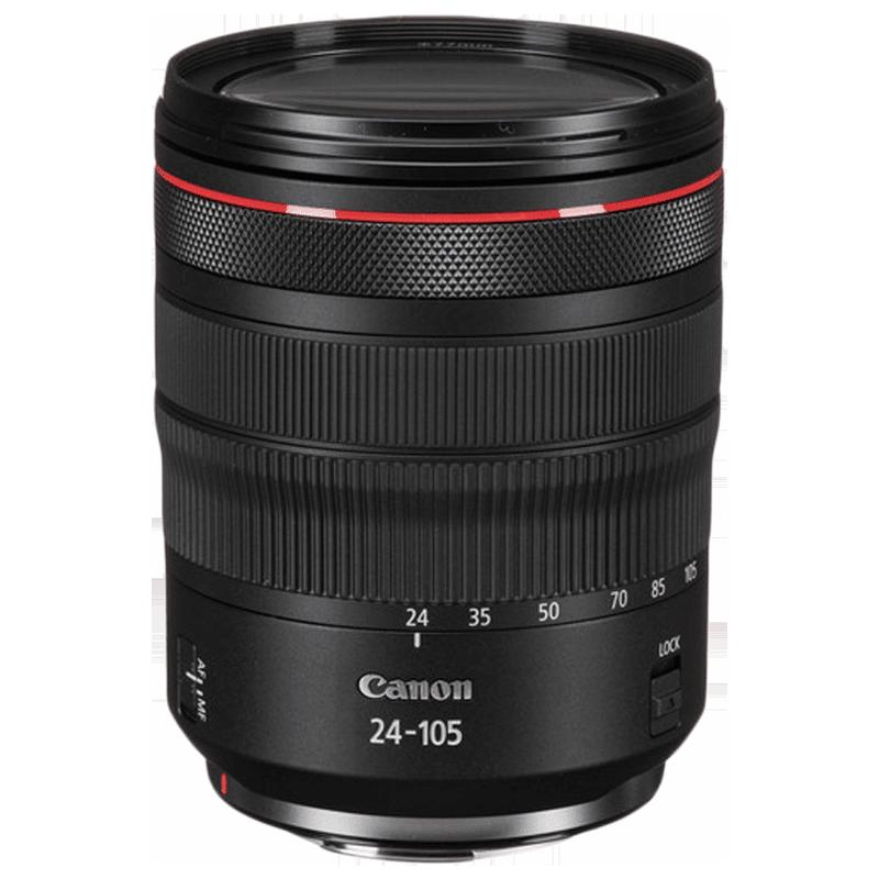 Canon Multi-functional Zoom Lens (RF 24-105 mm f/4L IS USM, Black)_1