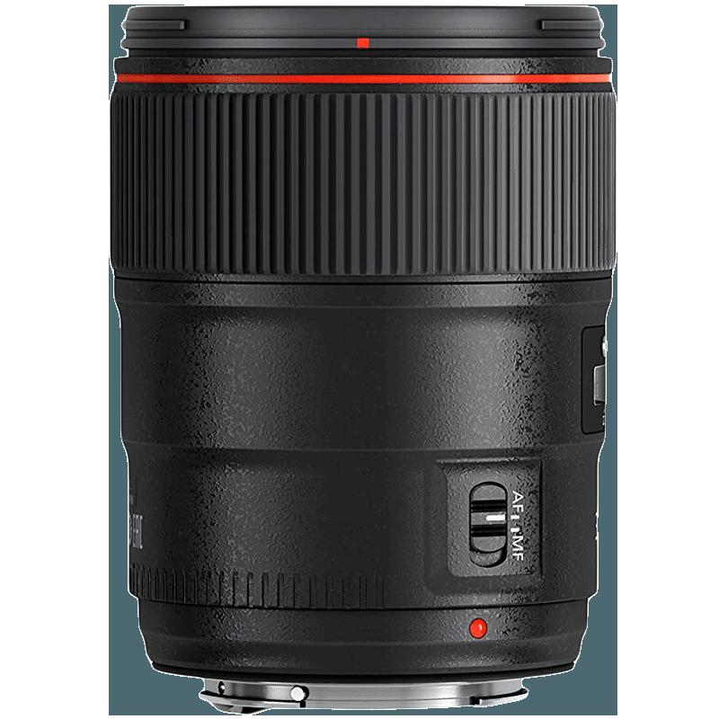 Canon Lens (EF 35mm f/1.4L II USM, Black)_1