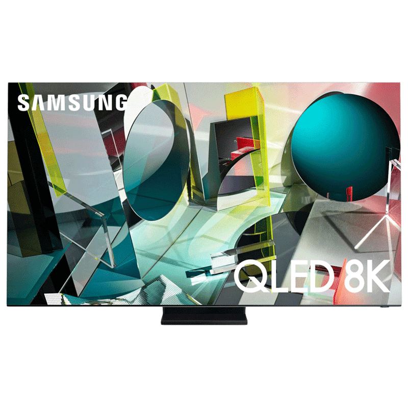 Samsung 190.50 cm (75 inch) 8k Ultra HD Smart QLED TV (QA75Q950TSKXXL, Stainless Steel)_1