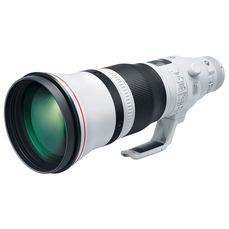 Canon Lens (EF 600 mm f/4L IS III USM, White)_1
