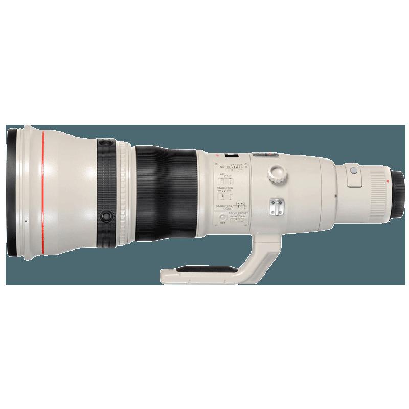 Canon Super Telephoto Lens (EF 800 mm f/5.6L IS USM, White)_1