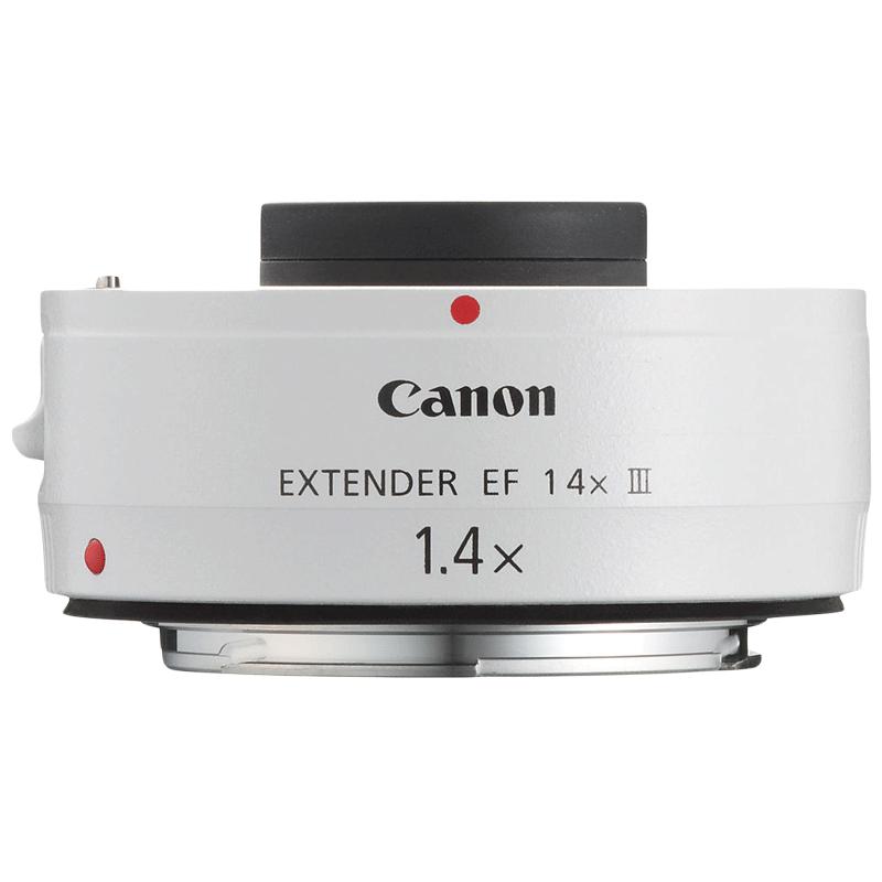 Canon Extender (EF 1.4x III, White)_1