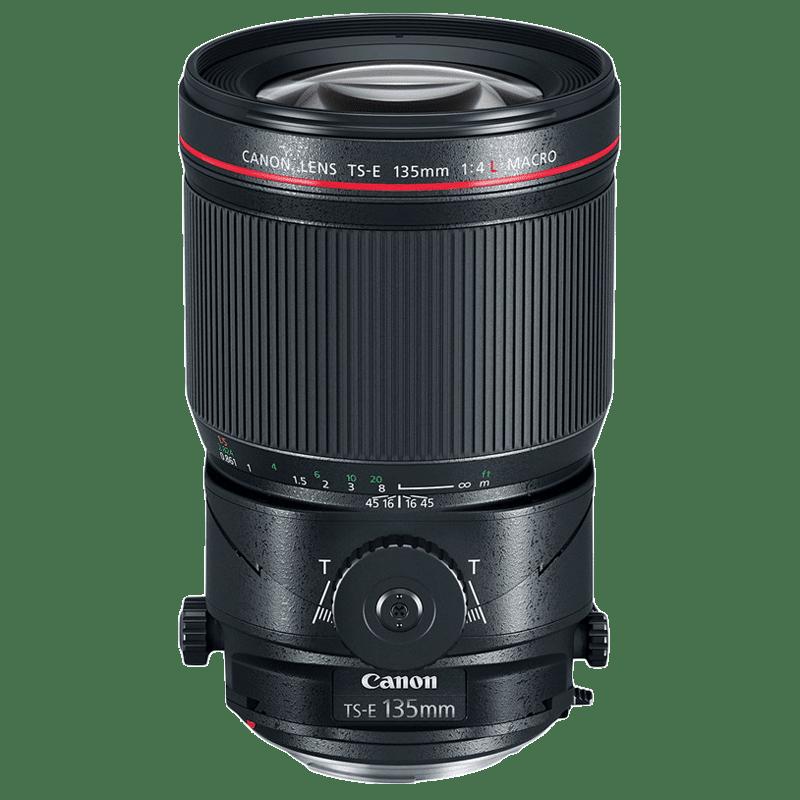 Canon Tilt Shift Lens (TS-E 135 mm f/4L Macro, Black)_1