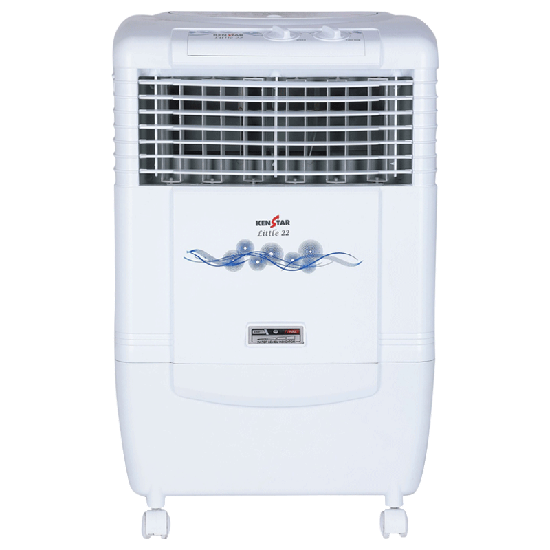 Kenstar Little 22 Litres Personal Air Cooler (KCLLITWH022BMH-ECT, White)_1