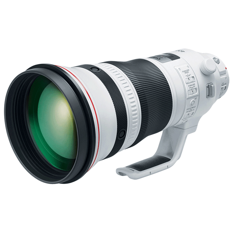 Canon Telephoto Lens (EF 400 mm f/2.8L IS III USM, White)_1