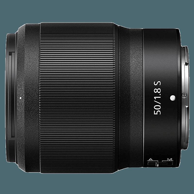 Nikon Nikkor Lens (Z 50 mm f/1.8 S, Black)_1