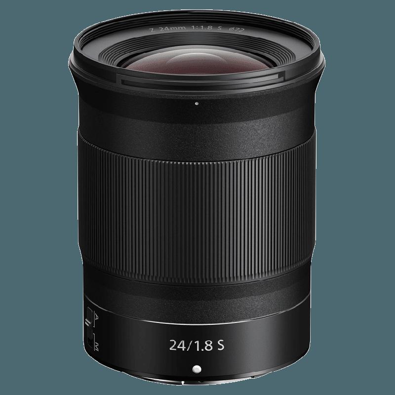 Nikon Nikkor Lens (Z 24 mm f/1.8 S, Black)_1