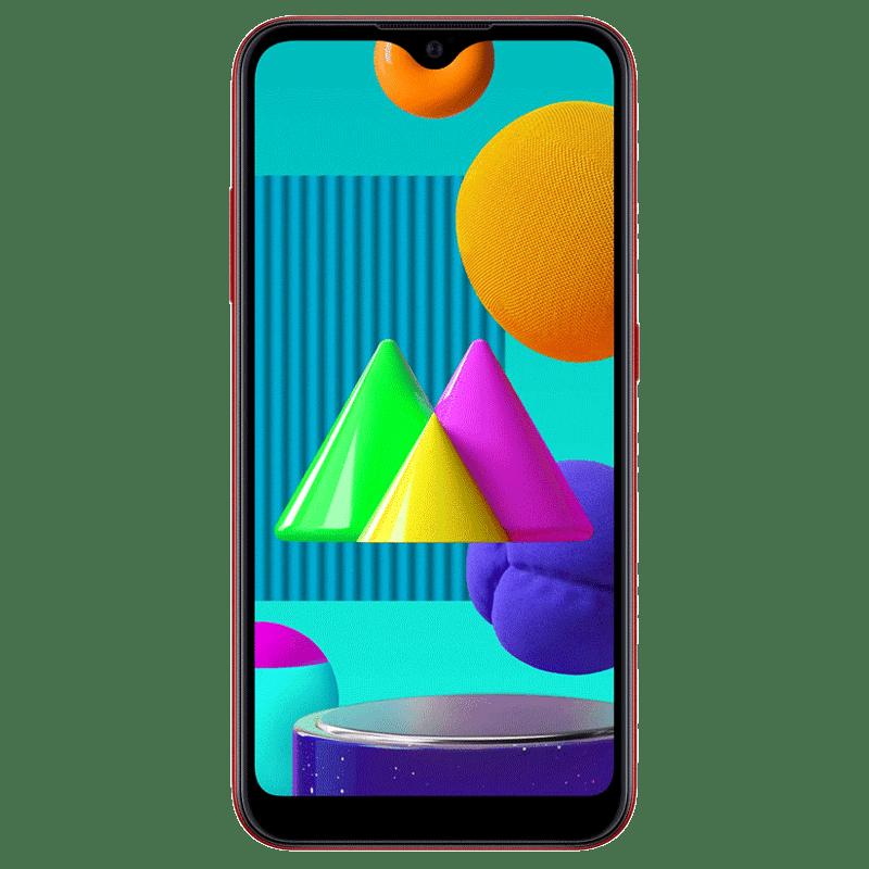 Samsung Galaxy M01 (Red, 32 GB, 3 GB RAM)_1