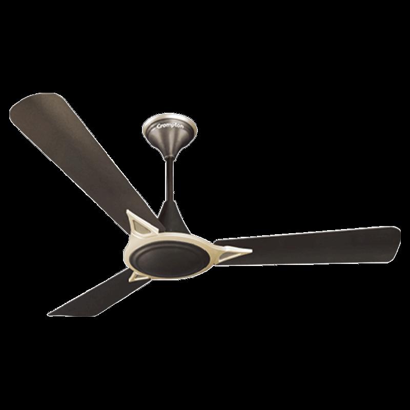 Crompton 120 cm 3 Blade Ceiling Fan (Avancer Prime / Baker Brown)_1