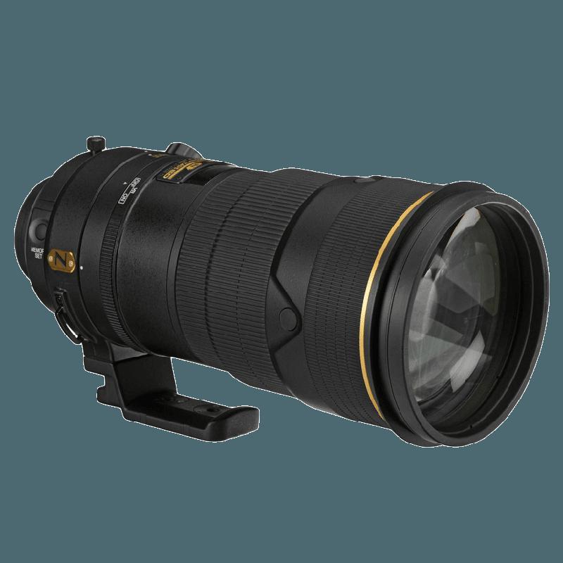 Nikon Nikkor Lens (AF-S 300 mm f/2.8G ED VR II, Black)_1