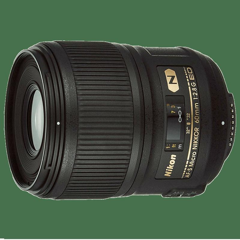 Nikon Nikkor Lens (AF-S Micro 60 mm f/2.8G ED, Black)_1