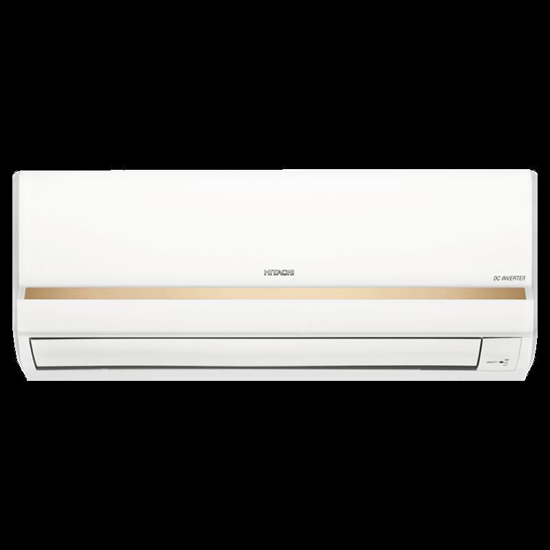 Hitachi Merai 3100S Champion 1.25 Ton 3 Star Inverter Split AC (Copper Condenser, RSFG315HDEA, Gold)_1