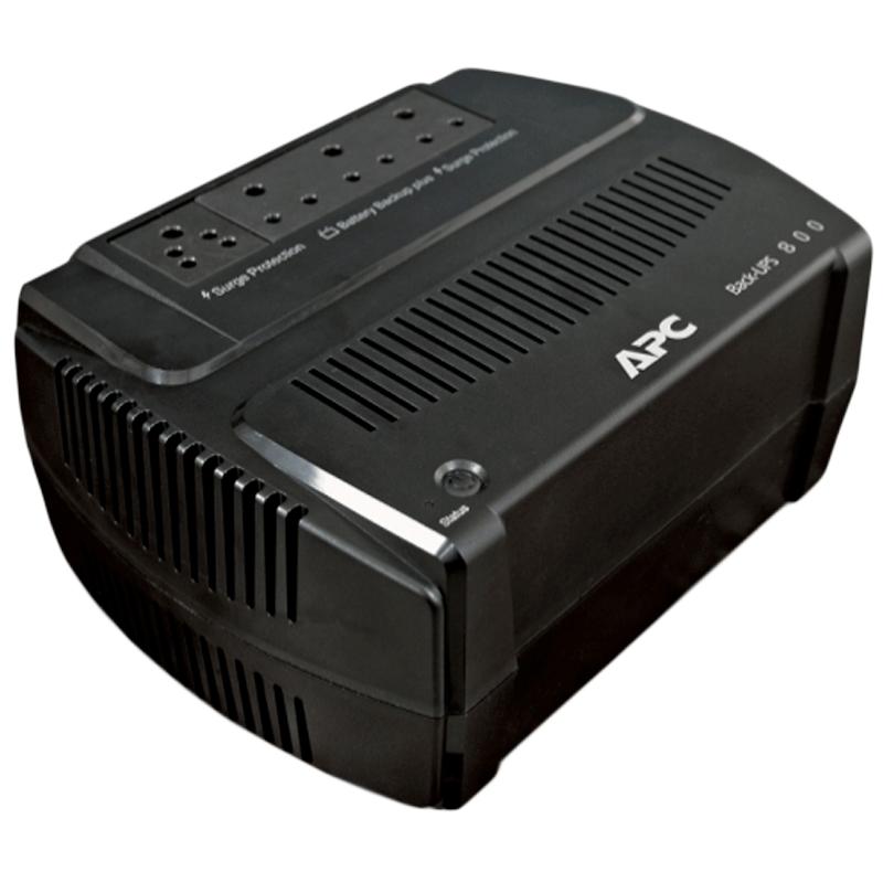 APC 230 Volt Back-UPS (BE800-IND, Black)_1